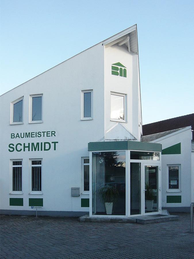 Firma Baumeister Schmidt