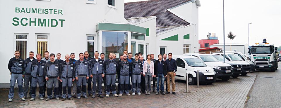 Team Schmidt 2016